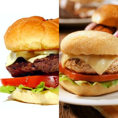 фото гамбургеров
