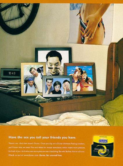 фото рекламы презервативов