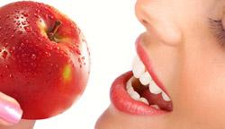 чистить язык